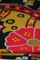 布地 サイケなお花柄 90cm×113cm