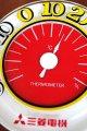 三菱電機 ラウンドサーモ 壁掛け温度計