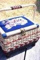 ソーイングバスケット 裁縫箱