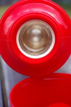 画像4: Aladdin(アラジン)魔法瓶 水筒 赤チェック