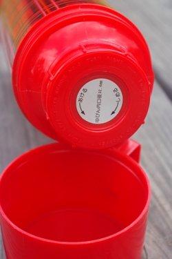 画像5: Aladdin(アラジン)魔法瓶 水筒 赤チェック