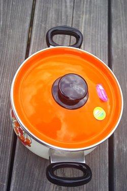 画像2: エプロンポピー 両手鍋20cm