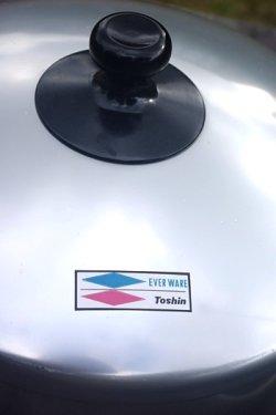 画像3: Toshin 東新プレス工業 アルミ蒸し鍋24cm EVER WARE グッドデザイン